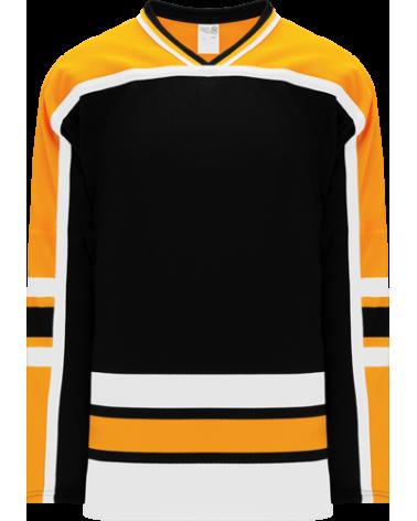 BOSTON BLACK hockey jerseys