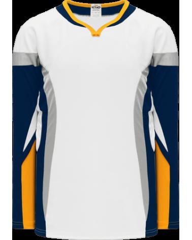 2008 BUFFALO WHITE hockey jerseys