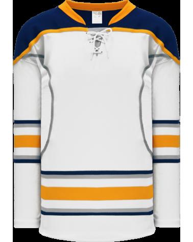 2009 BUFFALO 3RD WHITE hockey jerseys