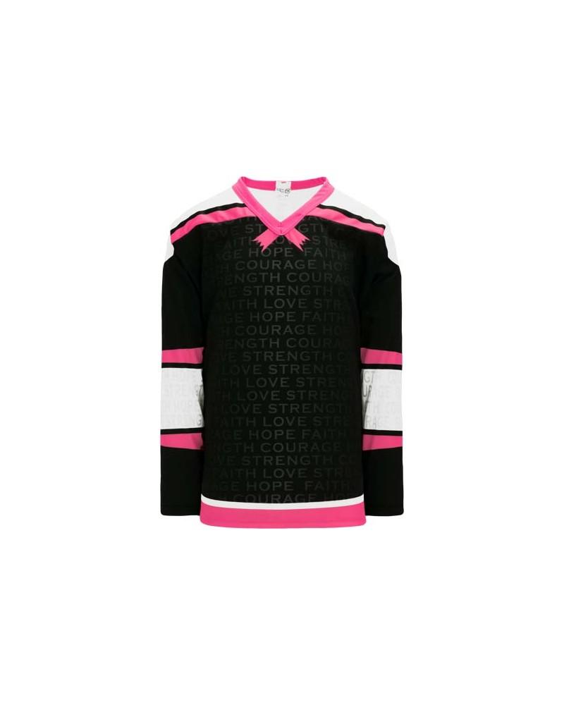 Breast Cancer Awareness Hockey Jerseys