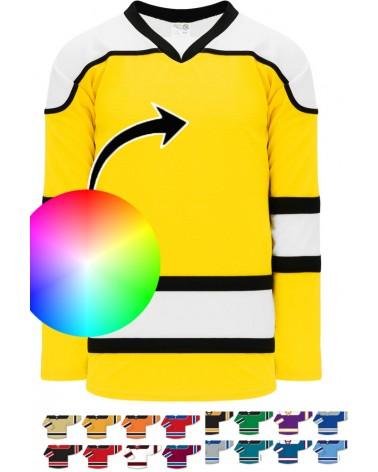 Custom Hockey Jersey - Game...