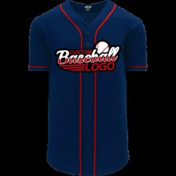 Custom Minnesota MLB Blank baseball jerseys