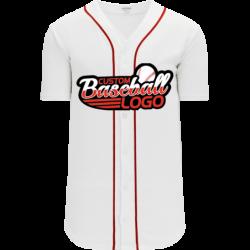 Custom Boston Red Sox MLB Blank Baseball jersey