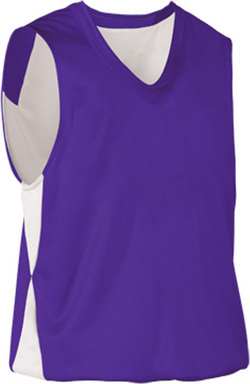 Overdrive Reversible basketball jersey