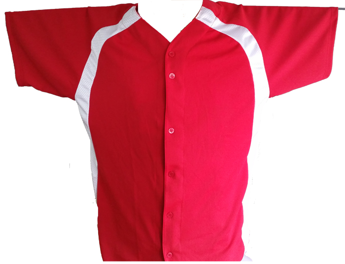 Custom MOISTURE WICKING Baseball jersey