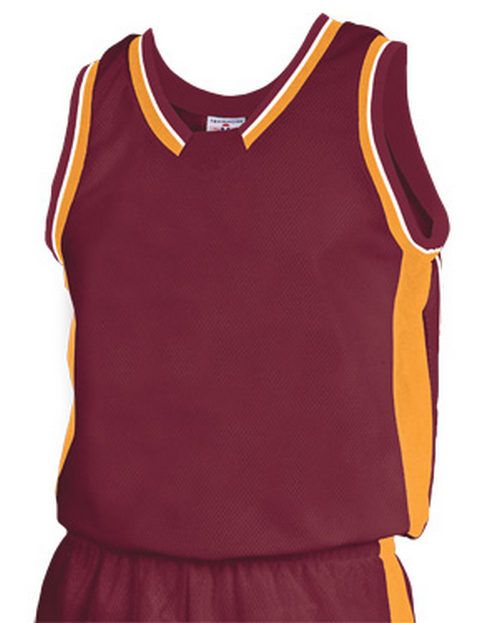 Custom Jammer basketball jersey