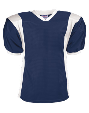Custom Fly Route Steelmesh football jersey