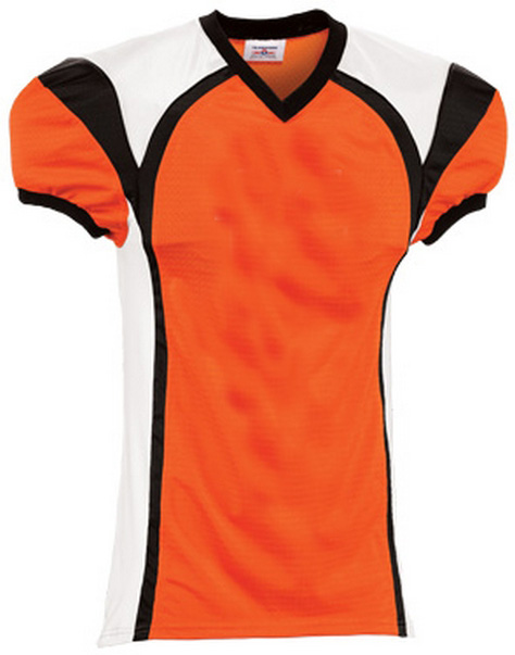 Rezone steelmesh football jersey Customized