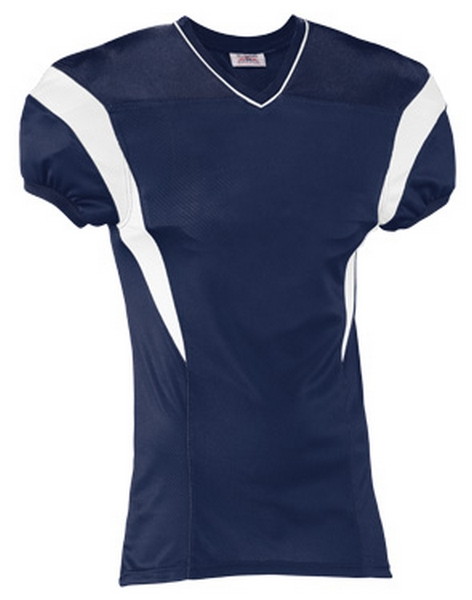 Double coverage football jersey Customized