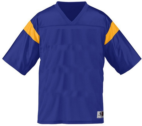 Pep Rally football Jerseys -AS