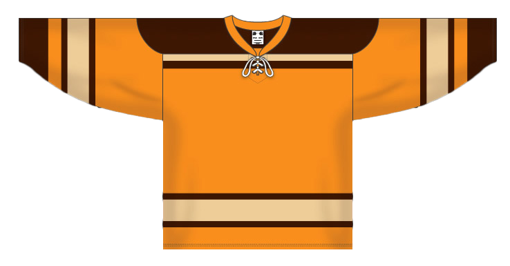 Boston hockey jersey