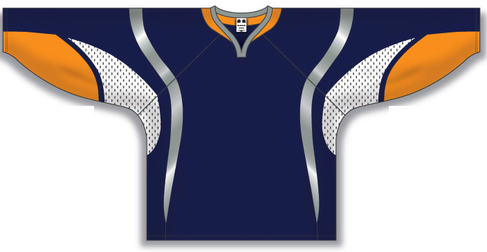 Customized  Buffalo Heavy Weight team hockey jersey | Design Your Own | No Min