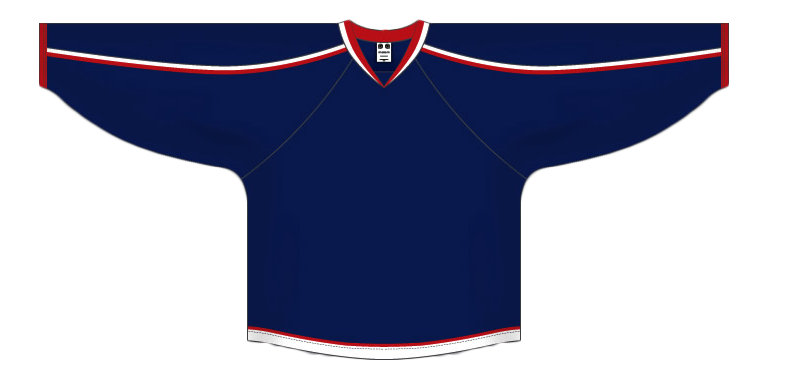 Custom Columbus hockey jersey | Design Your Own | No Min