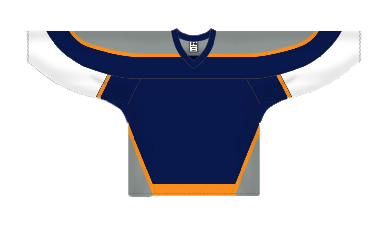 Custom Nashville team hockey jersey NAS | Design Your Own | No Min