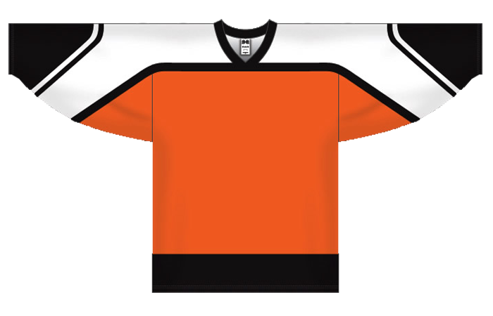 Custom Philadelphia team hockey jersey Phi | Design Your Own | No Min
