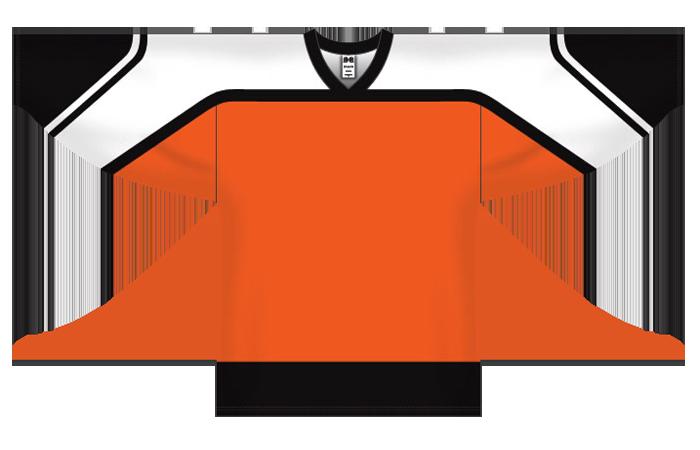 Custom Philadelphia team hockey jersey Phi