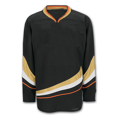 Custom Anaheim hockey Jerseys | Design Your Own | No Min