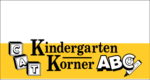 Kindergarten Banners | Customize with Logo, Player Name & Number