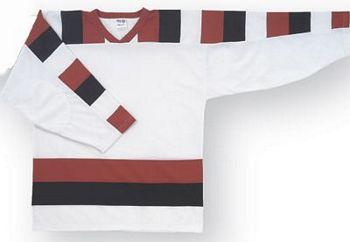 Custom Ottawa 67's hockey jersey