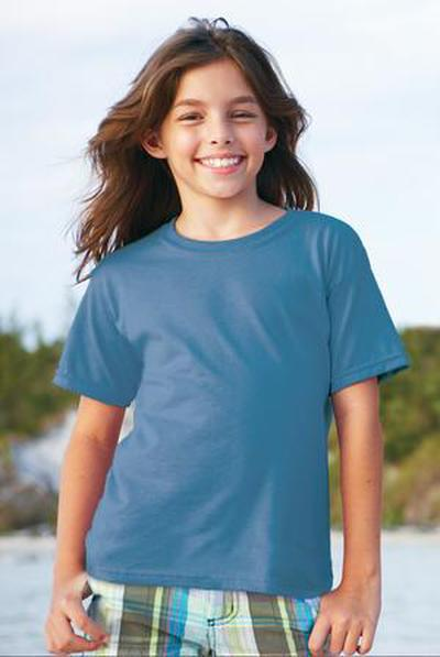 Custom Ultra Cotton Youth shirt | Design Your Own | No Min