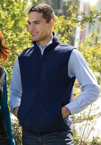 Custom Polar Fleece Vest