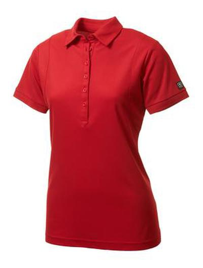a3424ec3 Custom OGIO Jewel Ladies Polo Signal-Red | Design Your Own