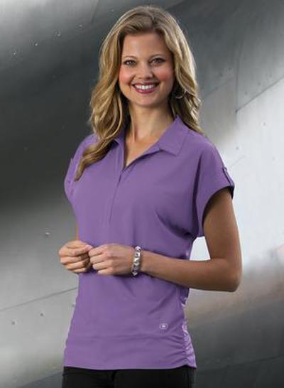 Custom OGIO Microstripe Ladies Polo | Design Your Own | No Min