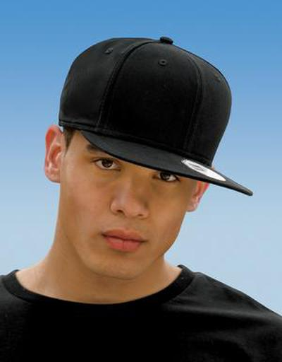 Custom NEW ERA Flat Bill Snapback Cap | Design Your Own | No Min