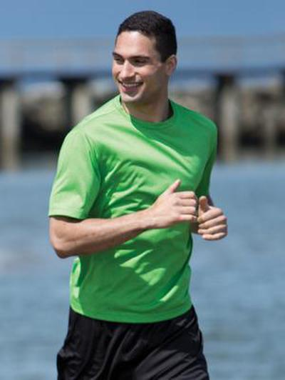 Coolmax High performance Moisture Wicking shirts