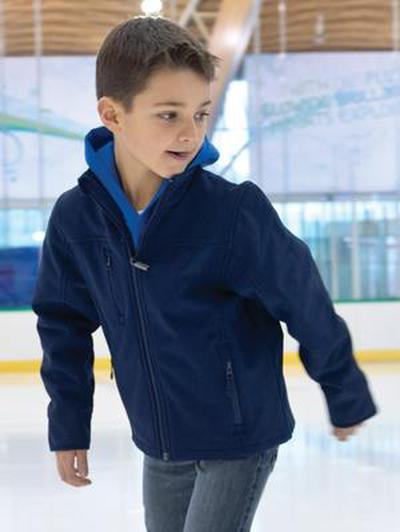 Custom Soft Shell Youth jacket | Design Your Own | No Min