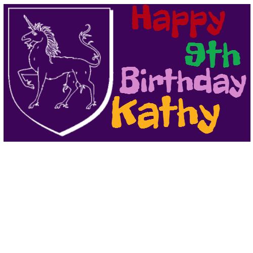 Design Custom Printed Happy Birthday Banner Online