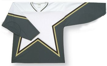Custom Dallas hockey jersey | Design Your Own | No Min