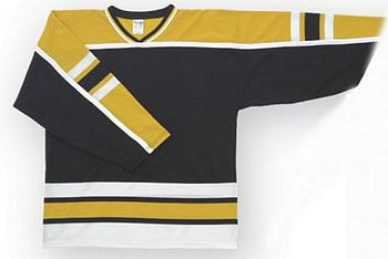 Boston hockey jersey bos