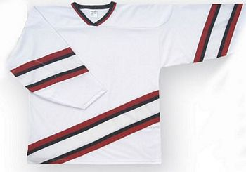 Custom team canada uncreste hockey jersey can