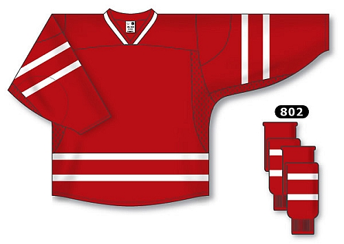 Custom Team canada  hockey jersey | Design Your Own | No Min