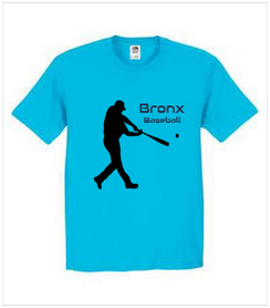 tn bronx baseball jerseyspng - Baseball T Shirt Designs Ideas