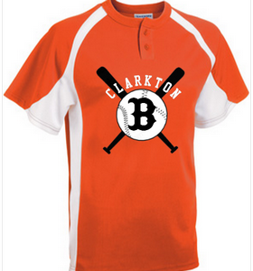 tn clarkton baseballpng - Baseball Shirt Design Ideas