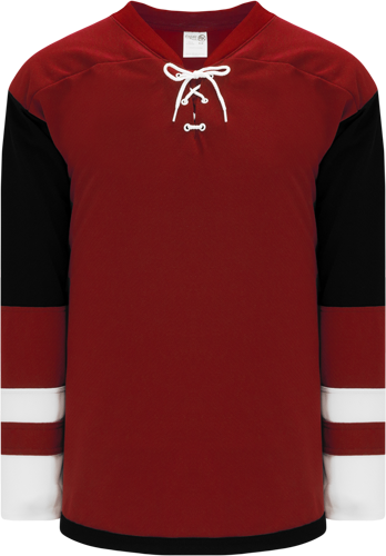 2015 ARIZONA AV RED custom hockey jerseys