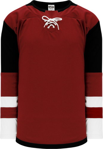 Custom 2017 PHOENIX AV RED  hockey jerseys |  Design Yours - Fast Shipping