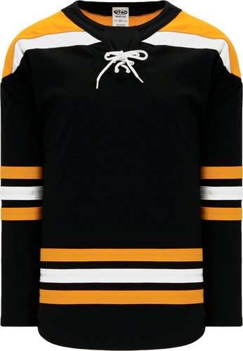 2017 BOSTON BLACK custom hockey jerseys