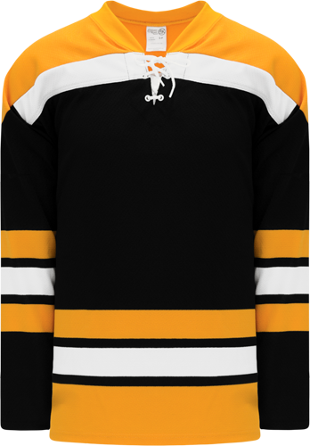 Customized VINTAGE BOSTON BLACK  hockey jerseys | No Minimium Order