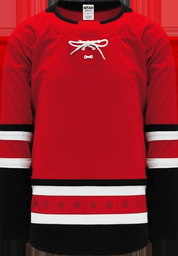 Custom Hockey Jerseys |2017 CAROLINA RED  hockey jerseys