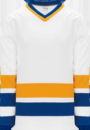 Custom Hockey Jerseys |CHIEFS WHITE  hockey jerseys