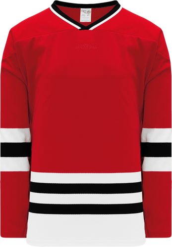 CHICAGO RED custom hockey jerseys