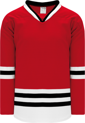 2007 CHICAGO RED custom hockey jerseys