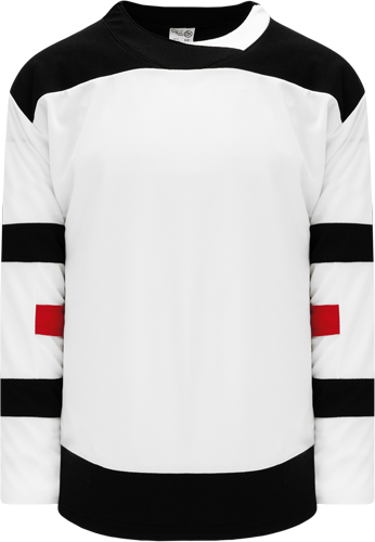 2016 CHICAGO STADIUM SERIES WHITE custom hockey jerseys