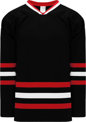 Custom Hockey Jerseys |NEW CHICAGO 3RD BLACK  hockey jerseys
