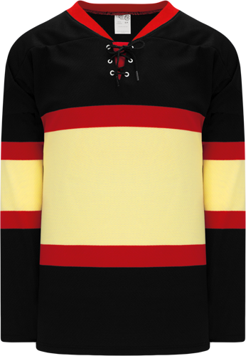 CHICAGO WINTER CLASSIC BLACK custom hockey jerseys