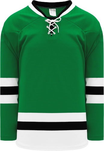DALLAS Stars hockey jerseys  KELLY GREEN  2013 | Customize with Logo, Player Name & Number