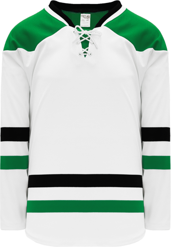 DALLAS stars  hockey jerseys WHITE  2013 | Customize with Logo, Player Name & Number